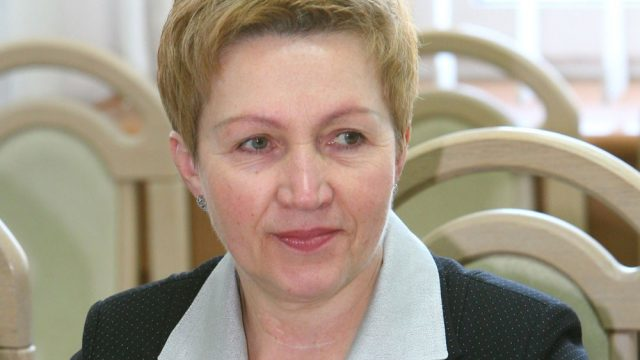 Ермакова про курс рубля