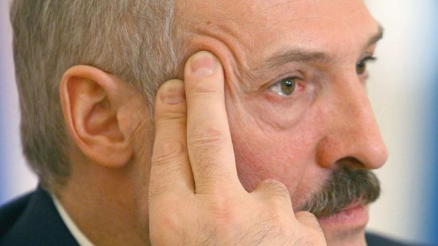 Лукашенко о миротворцах