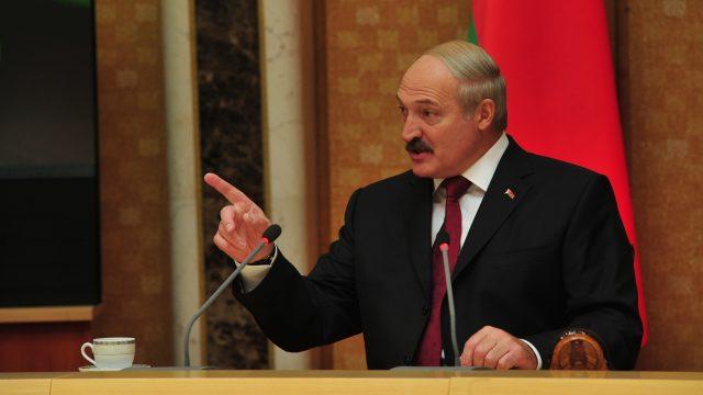Лукашенко про литературу
