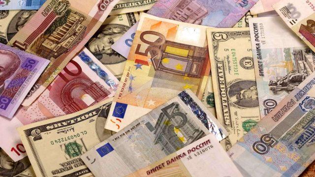 Приобретение валюты