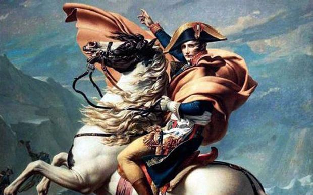 C04Y3G Art Napoleon Bonaparte