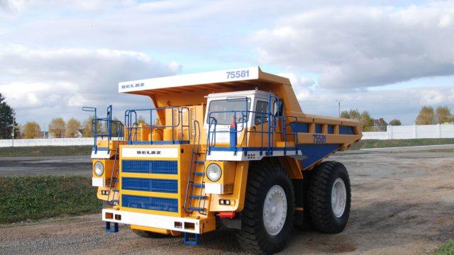 БелАЗ-75581