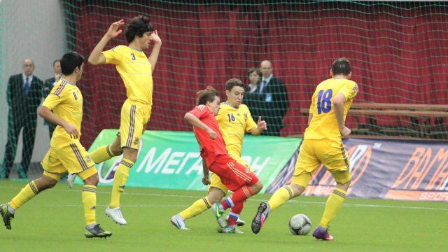 Матч Украина - Беларусь