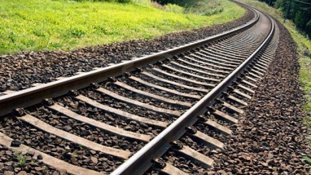 Труп на железной дороге