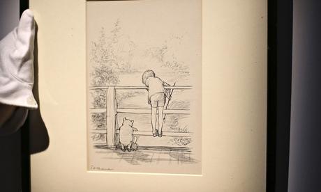 Иллюстрация к Винни-Пуху