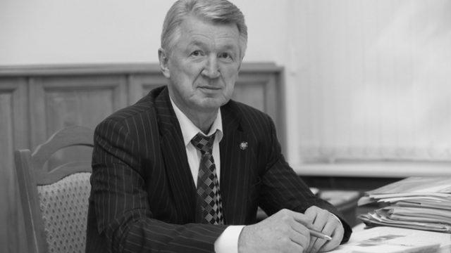 скончался Анатолий Морозевич