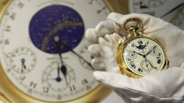 самые дорогие в мире часы