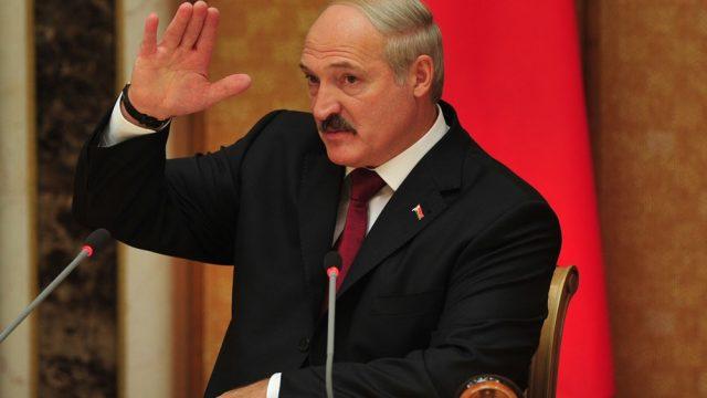 Лукашенко про вузы