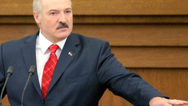 Лукашенко про минфин