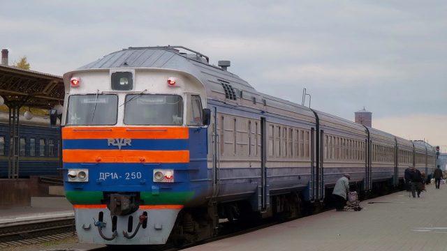 Поезда Беларуси
