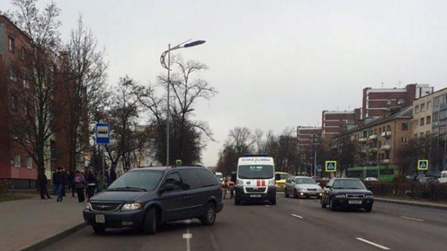 Авария в Бресте