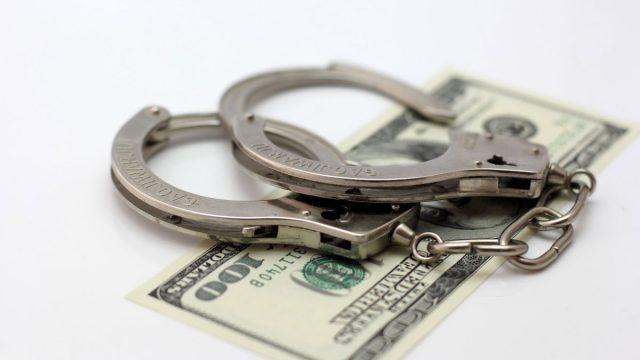 наручники и деньги