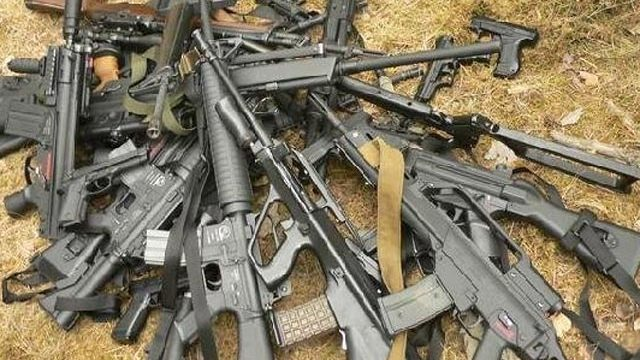 Вооружение из Америки