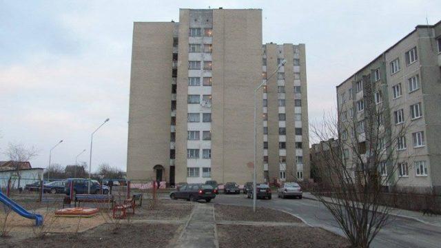 Убийство в общежитии