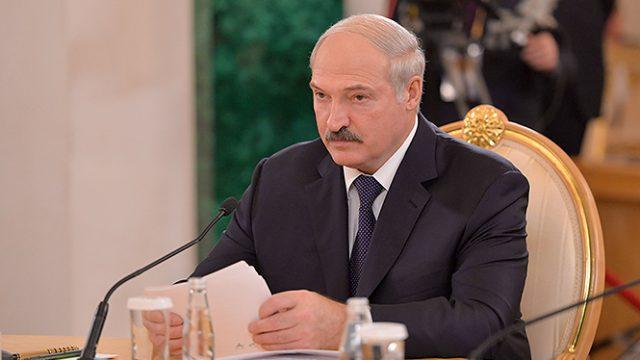 Лукашенко про журналистов