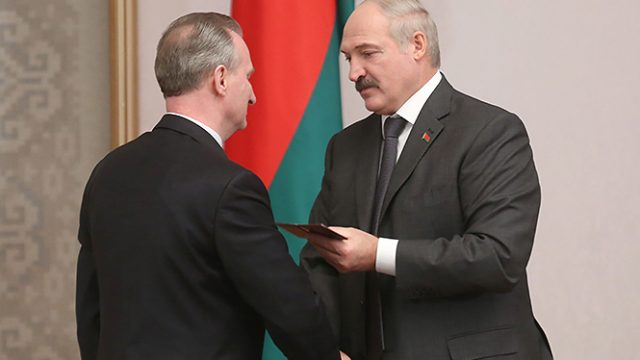 Лукашенко про госаппарат