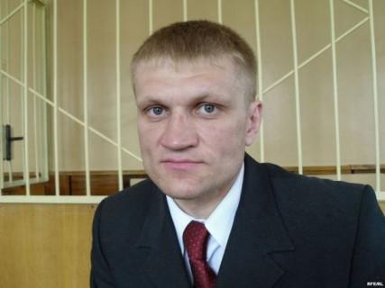 активист Коваленко осуждён на 10 суток