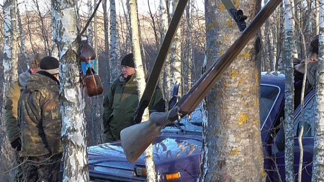 задержали браконьеров