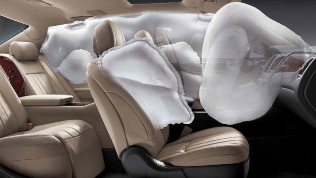 Проблемы с подушками безопасности