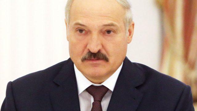Лукашенко про Новый год