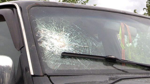 Житель Барановичей выстрелил в машину из-за сработавшей сигнализации