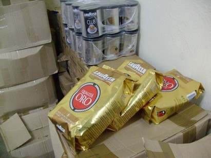 Минчанин вез партию нелегального кофе из России в Беларусь