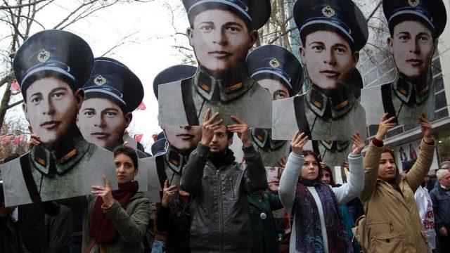 84-я годовщина событий в Менемене
