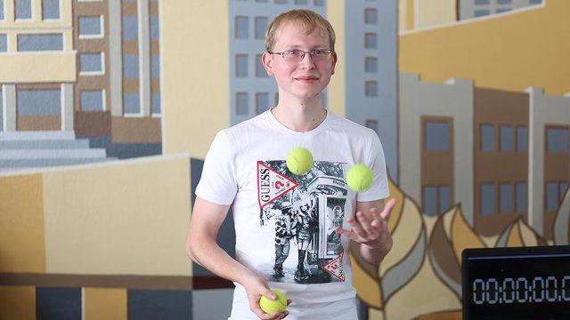 Студент из Гомеля побил мировой рекорд Гиннесса