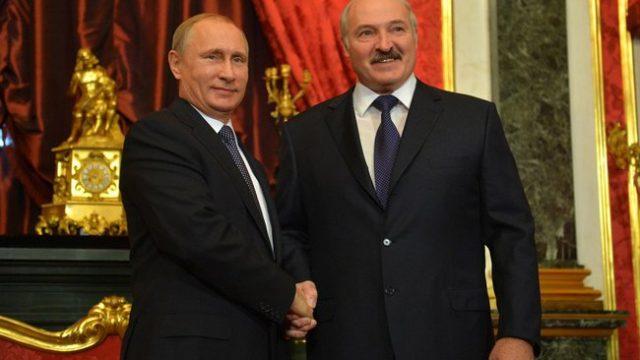 Лукашенко на встрече ОДКБ