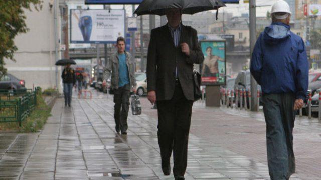 В понедельник в Беларуси будет облачно