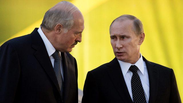 Лукашенко про позицию РФ