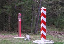 Граница Беларуси и Польши