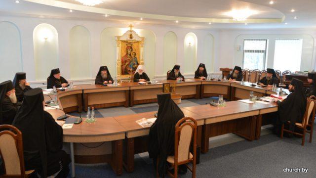 Статус Белорусской церкви