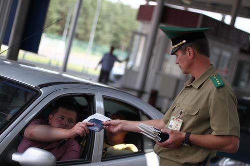 Граждане Польши под наркотиками пробовали въехать в Беларусь без паспортов