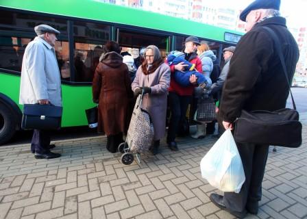 В Минске стоимость проезда в общественном транспорте увеличится на 500 рублей