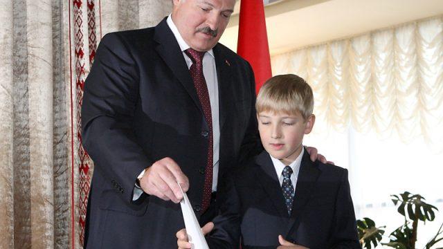 Лукашенко про выборы
