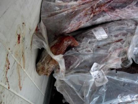 15 тонн говяжьих субпродуктов из Беларуси не пустили в РФ