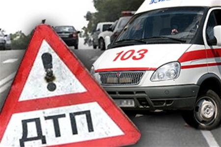 ДТП в Минске: разбито пять автомобилей