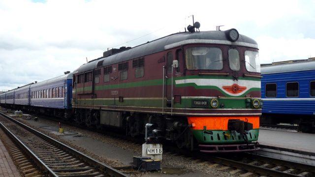 В Калинковичском районе пенсионерка попала под колеса пассажирского поезда