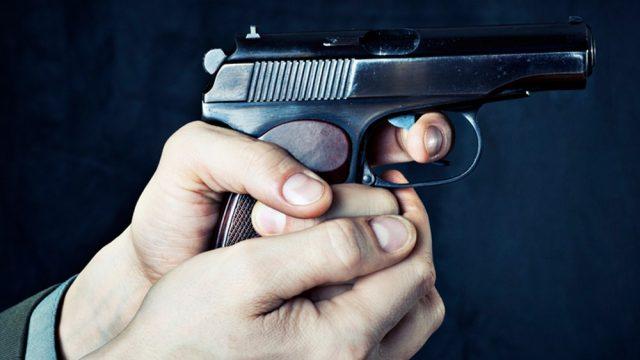 Стрельба в Минске