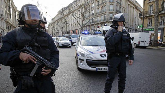 захват заложников франция