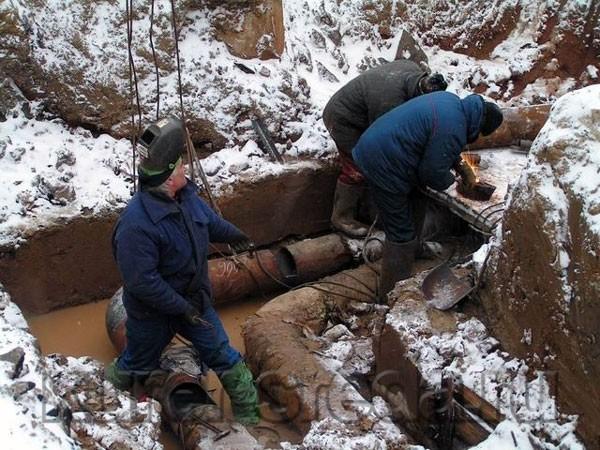 33 многоквартирных дома в Минске остались без горячей воды и отопления
