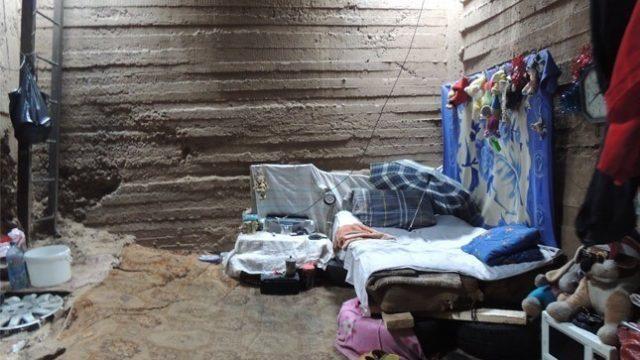 В Гродненском районе молодая женщина живет в теплотрассе