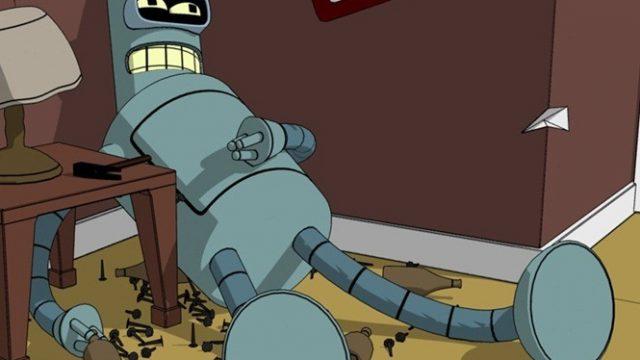 Bender_futurama