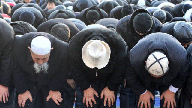 Задержание салафитов