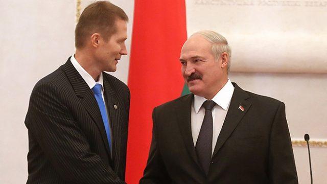 Посол Эстонии про Беларусь