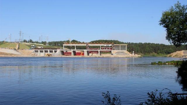 Гродненская ГЭС