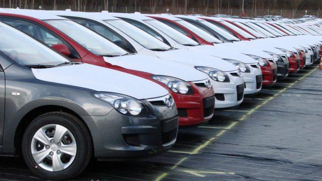 Автомобили из России