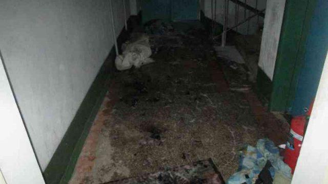 При пожаре в Борисове сотрудники МЧС спасли пожилую женщину и ее сына