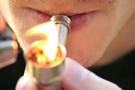 курение смесей